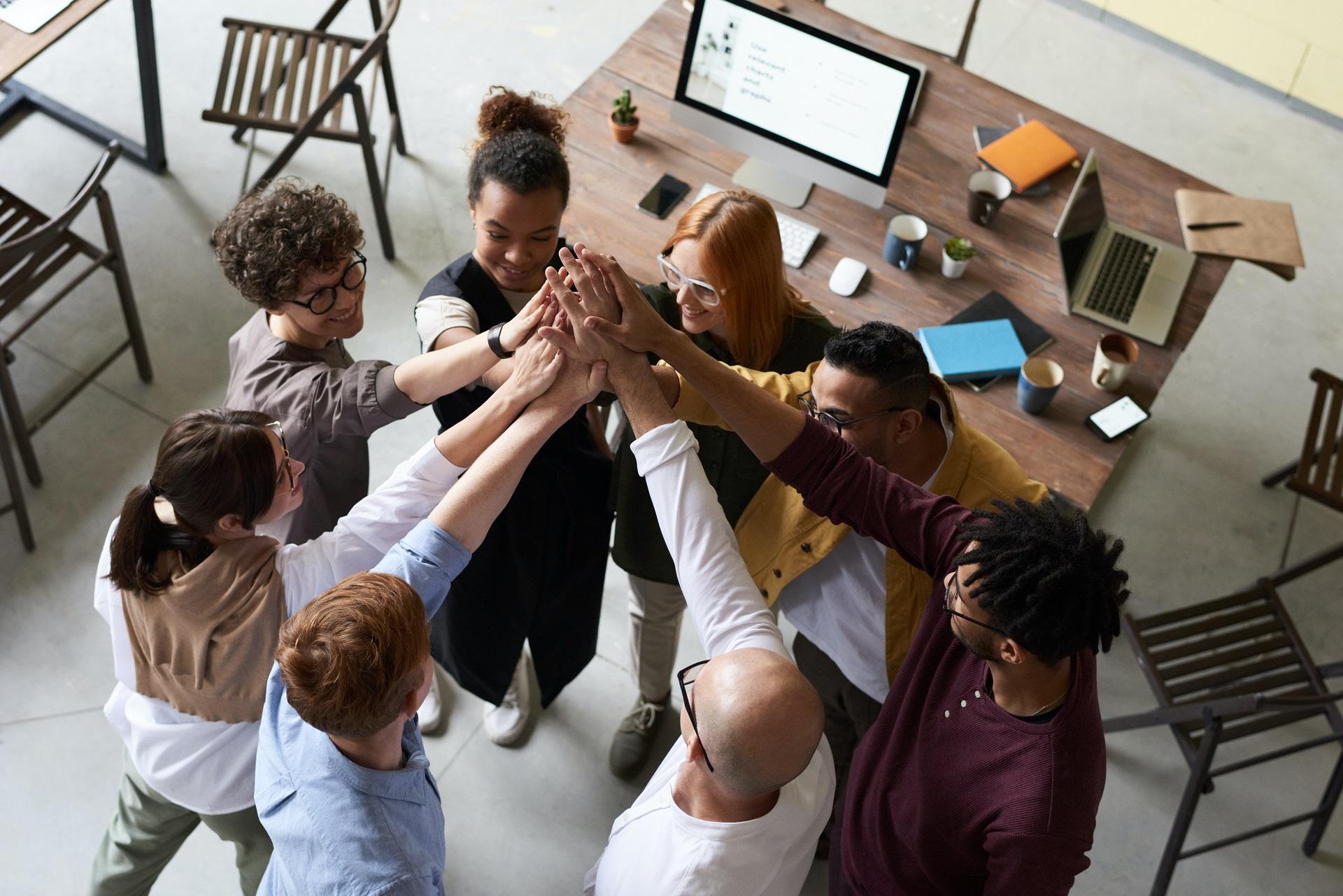 Os desafios da liderança de equipe nas médias empresas